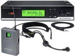 Radiomicrofono Sennheiser XSW 52 Headset