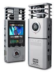 Registratore Zoom Q3HD  Audio Video HD