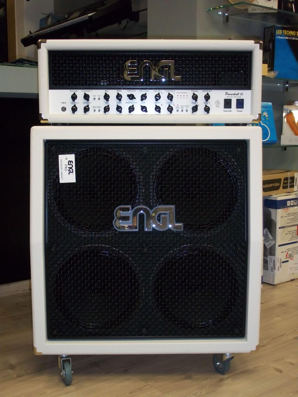 Amplificatore Chitarra ENGL Testata Cassa Limited ED.