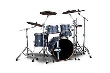 Batteria DDrum Reflex 5 pz  Sparkle Blue