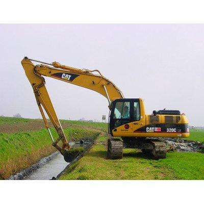 Benna pulizia canali - Benna pulizia canali Orientabile - Benna da carico Orientabile