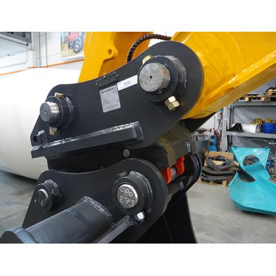 Attacchi rapidi idraulici/meccanici universali