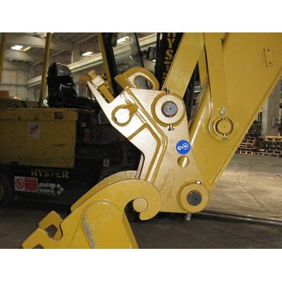 Attacco rapido idraulico/meccanico Verachtert