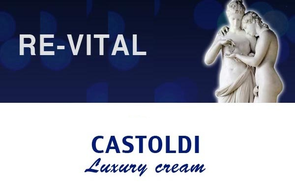 Castoldi Luxury Cream RE-VITAL