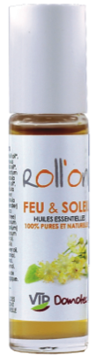 ROLL ON 10 ML - FUOCO E SOLE PER SCOTTATURE