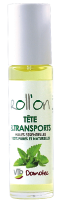 ROLL ON 10 ML - TESTA E MAL D'AUTO