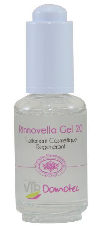 RINNOVELLA GEL ANTIETA' 30 ML.